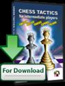 Obrázek pro výrobce Šachová taktika pro středně pokročilé hráče (ke stažení)