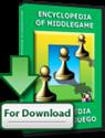 Obrázek pro výrobce Encyklopedie střední hry I, Zahájení (ke stažení)