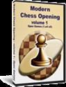 Obrázek pro výrobce Moderní Šachová Zahájení 1: Otevřené hry (1.e4 e5) (download)