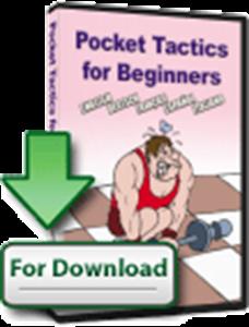 Obrázek z Pocket Chess Tactics for Beginners