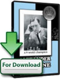 Obrázek z Alexander Alekhine - 4. Mistr Světa