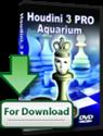 Šachy a šachové programy Houdini 3 Aquarium