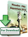 Obrázek pro výrobce Houdini PRO Aquarium 2015 - download