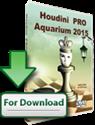 Šachy a šachové programy Houdini 4 Aquarium