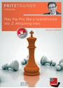 Obrázek pro výrobce Play the Pirc like a Grandmaster Vol. 2: Attacking lines (download)