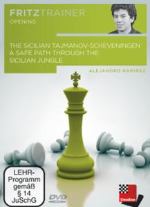 Obrázek z The Sicilian Tajmanov-Scheveningen (download)