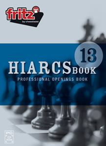 Obrázek z Hiarcs 13 – Professional Openings Book (DVD)