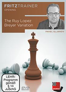 Obrázek z The Ruy Lopez Breyer Variation (DVD)
