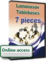 Obrázek pro výrobce Lomonosov Tablebases 2016, 7 pieces. 1-year access