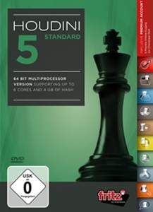 Obrázek z Houdini 5 Standard (download)
