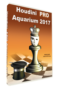 Obrázek z Houdini PRO Aquarium 2017 (download)