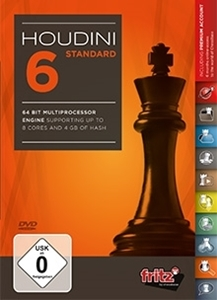 Obrázek z Houdini 6 Standard (DVD)