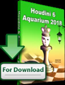 Obrázek z Houdini 6 Aquarium 2018 (download)