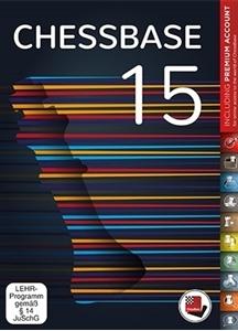 Obrázek z ChessBase 15 - Mega package- DVD