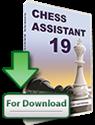 Obrázek pro výrobce Chess Assistant 19 with Houdini 6 (download)