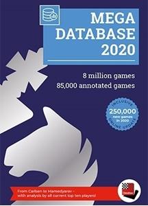 Obrázek z Mega Database 2020 Upgrade from Mega 2019 (DVD)