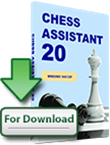 Obrázek z Chess Assistant 20 (download)