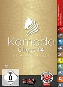 Obrázek z Komodo Chess 14 - DVD