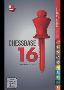 Obrázek z ChessBase 16 - Premium package Edition 2021 - DVD