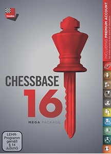 Obrázek z ChessBase 16 - Mega package Edition 2021 - DVD