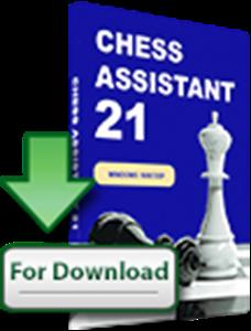 Obrázek z Chess Assistant 21 (download)