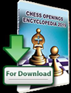 Obrázek z Chess Openings Encyclopedia 2019 (Download)