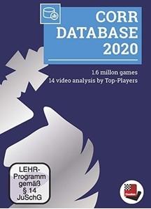 Obrázek z CORR Database 2020 Upgrade from Corr 2018 (DVD)