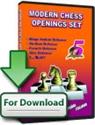 Obrázek pro výrobce Moderní Šachová Zahájení Set (ke stažení)