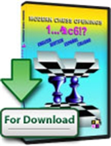 Obrázek z Moderní Šachová zahájení 1…Nc6!? (ke stažení)