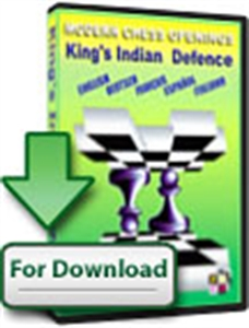 Obrázek z Moderní Šachová Zahájení Královská Indická (ke stažení)