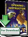 Obrázek pro výrobce Instruktor šachového zahájení (Download)