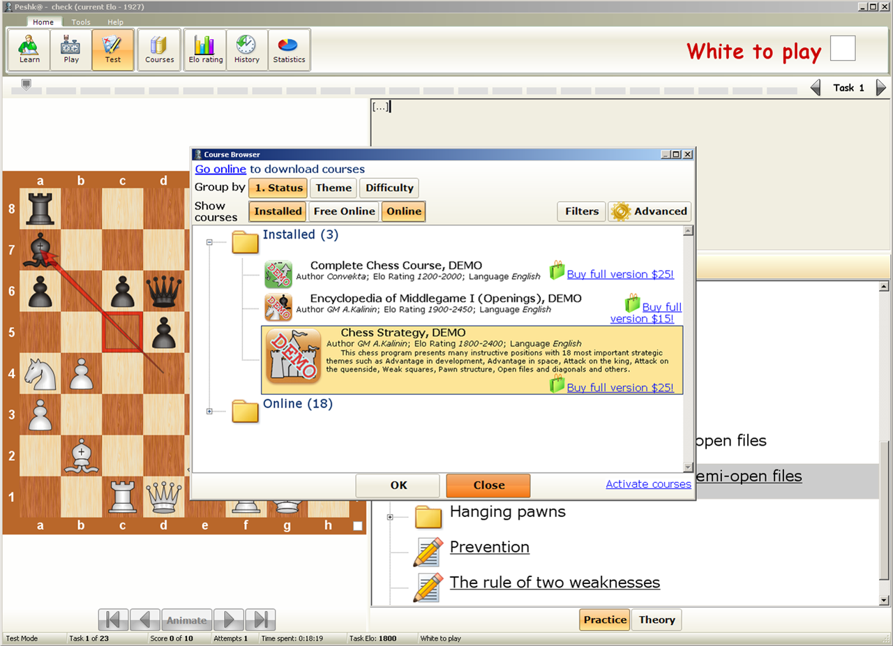 Chess tactics chessbase download free