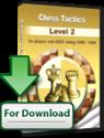 Obrázek pro výrobce Šachová Taktika Level 2 (Download)