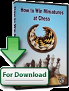 Obrázek z Jak vyhrát miniatury v šachu (Download)