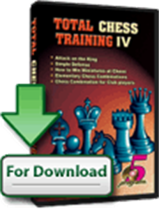 Obrázek z Total Chess Training IV (Download)