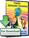 Obrázek pro výrobce Šachový trénink koncovek (Download)