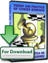 Obrázek pro výrobce Theory and Practice of Chess Ending (Download)