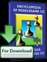 Obrázek pro výrobce Encyklopedie střední hry III ke stažení