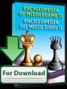 Obrázek pro výrobce Encyklopedie střední hry II ke stažení