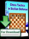 Obrázek pro výrobce Šachová taktika v Sicilské Obraně (download)