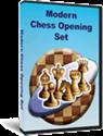 Obrázek pro výrobce Moderní Šachová Zahájení Set (vol.1-7) (ke stažení)
