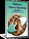 Obrázek pro výrobce Moderní Šachové zahájení 2: Polo-Otevřené Hry (1.e4) (download)