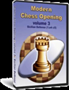 Obrázek z Moderní Šachová Zahájení 3: Sicilská Obrana (1.e4 c5) (download)