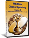 Obrázek pro výrobce Moderní Šachová Zahájení 5: Polo-Zavřené Hry (download)