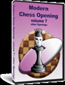Obrázek z Moderní Šachová Zahájení 7: Ostatní Zahájení (download)
