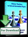 Obrázek pro výrobce Šachová taktika pro klubové a středně pokročilé hráče (ke stažení)