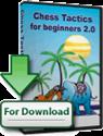Obrázek pro výrobce Šachová taktika pro začátečníky 2.0 Upgrade (Download)
