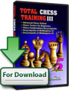 Obrázek z Total Chess Training III (upgrade to Peshk@ interface)