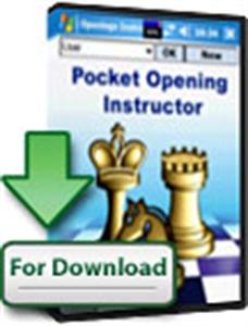 Obrázek z Pocket Chess Opening Instructor