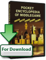 Obrázek pro výrobce Pocket Encyclopedia of Middlegame